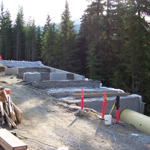 Slope Stabilization [Photo Gallery] #3