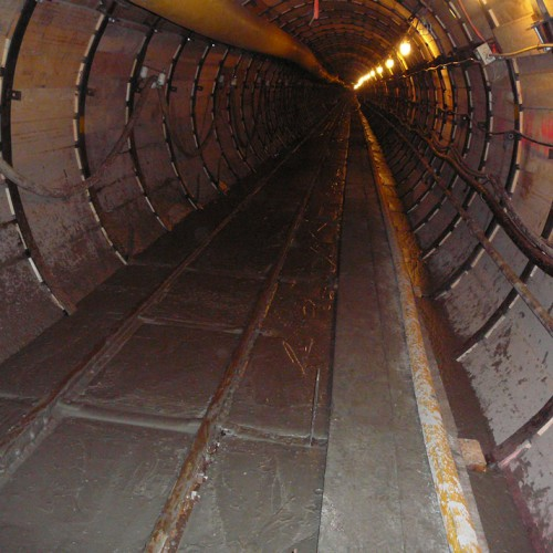 Tunnel Grouting [Photo Gallery] #2